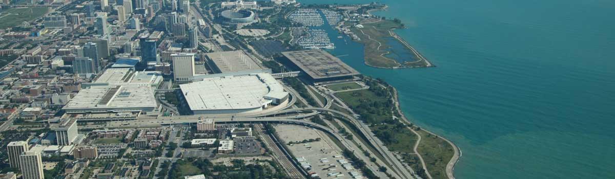 I-55 Lake shore drive chicago