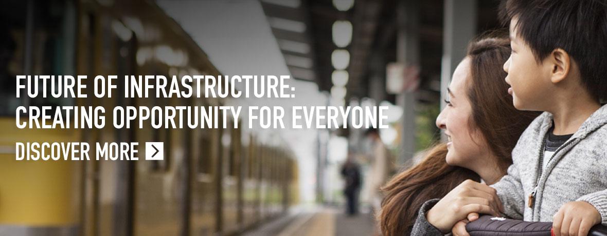 AECOM infrastructure