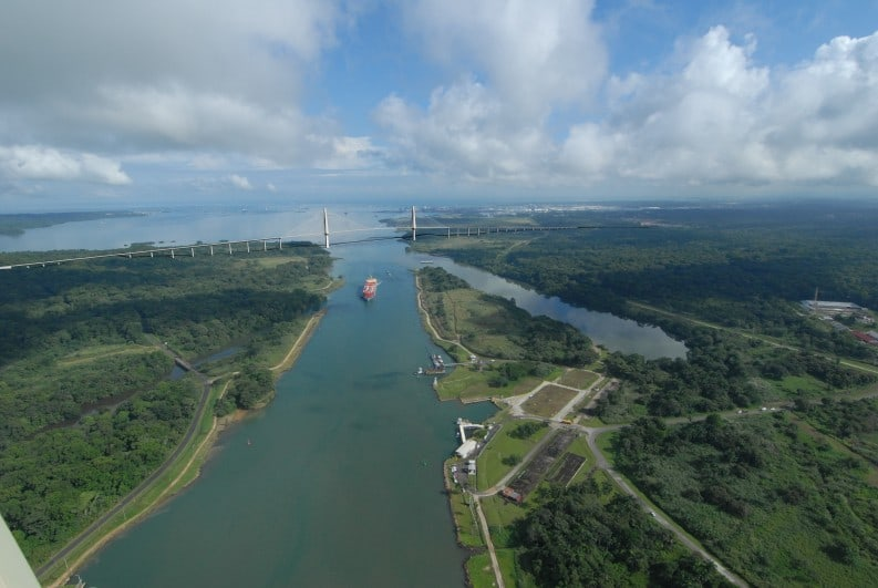 Panama Canal Atlantic Crossing Feasibility Study