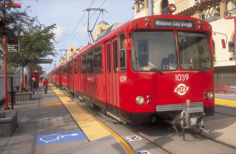 Mission Valley Light Rail Transit