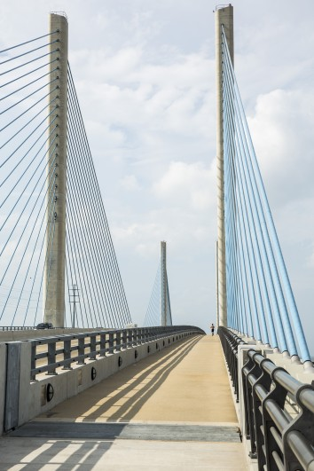 Charles W Cullen Bridge at the Indian River
