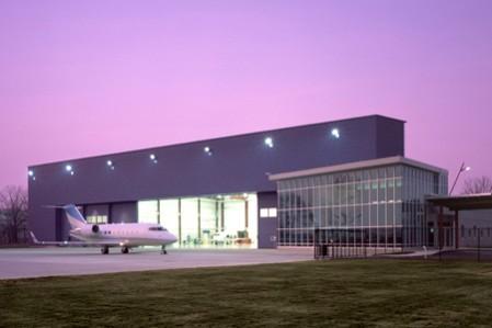 Nationwide Insurance Hangar Facility