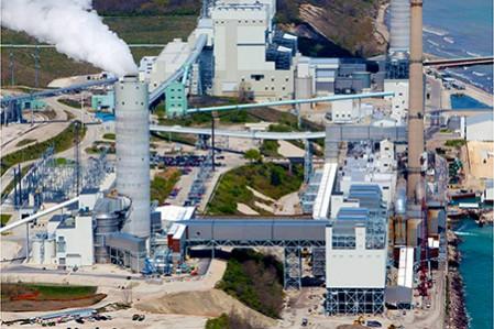 We Energies, Oak Creek Power Plant