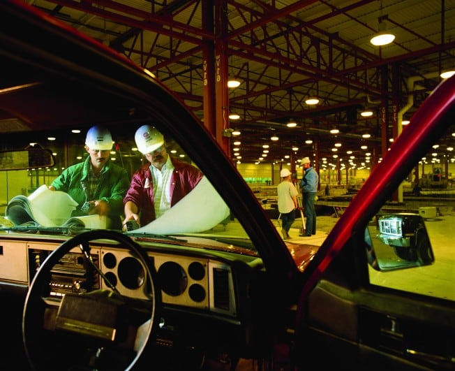 GM Springhill Assembly Plant