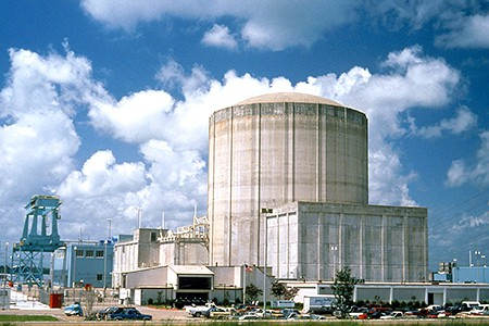 Waterford 3 Major Nuclear Component Replacements