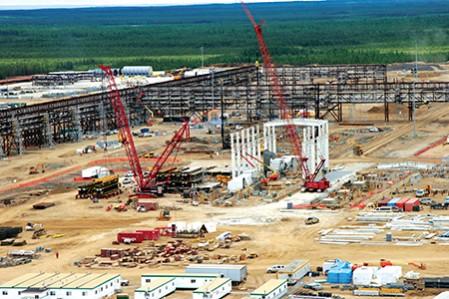 SAGD Facilities and Cogeneration Plant, Alberta