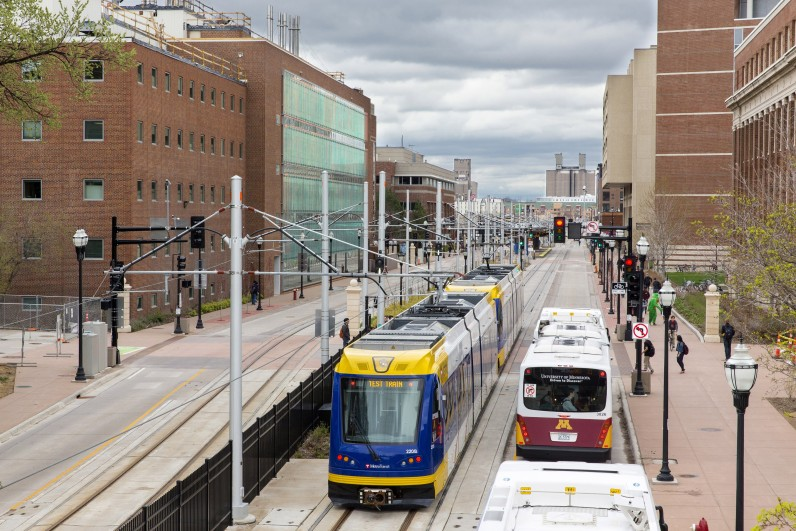 Green Line Light Rail