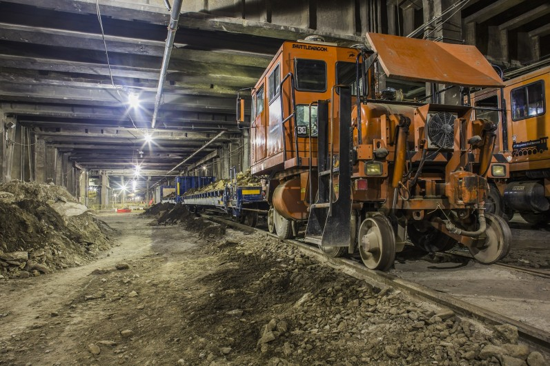 Grand Central Terminal - East Side Access Development