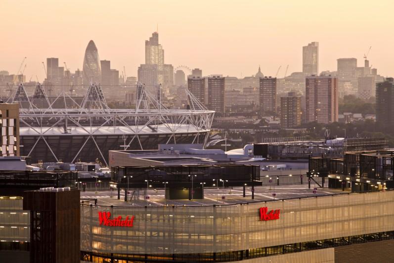 London 2012 Olympic Legacy Communities Scheme
