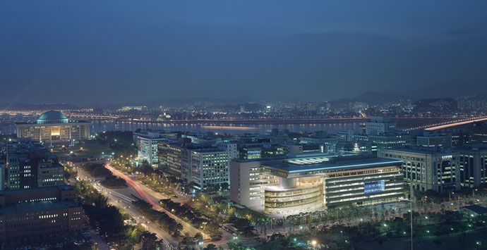 Korea Development Bank Headquarters