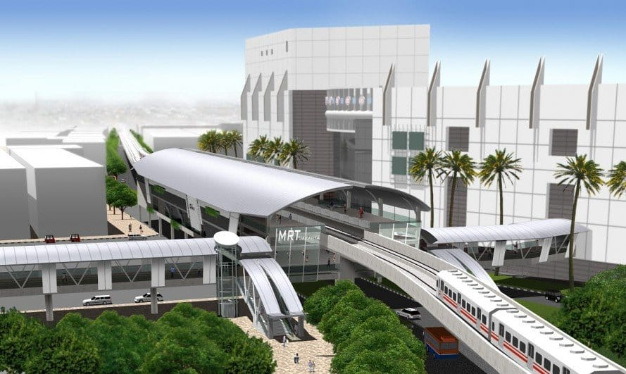 Jakarta Mass Rapid Transit