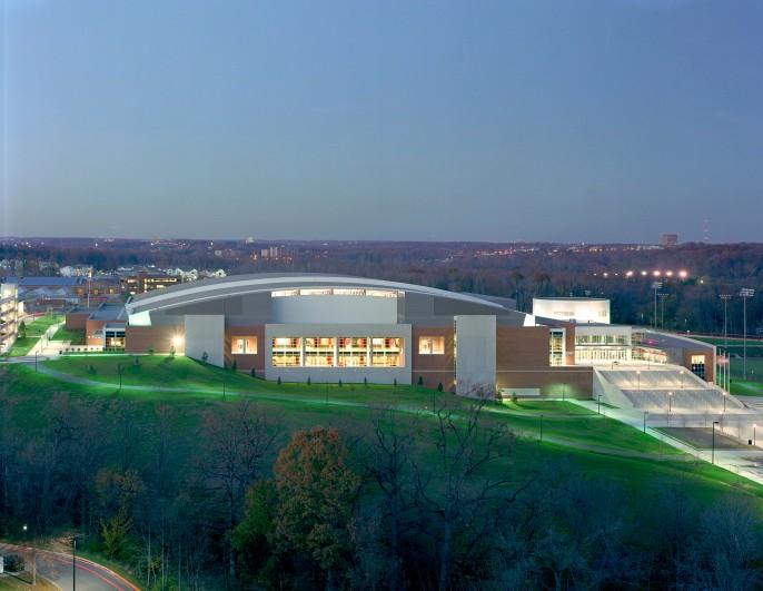 Comcast Center - University of Maryland