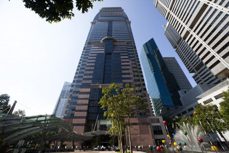 Capital Tower, Singapore