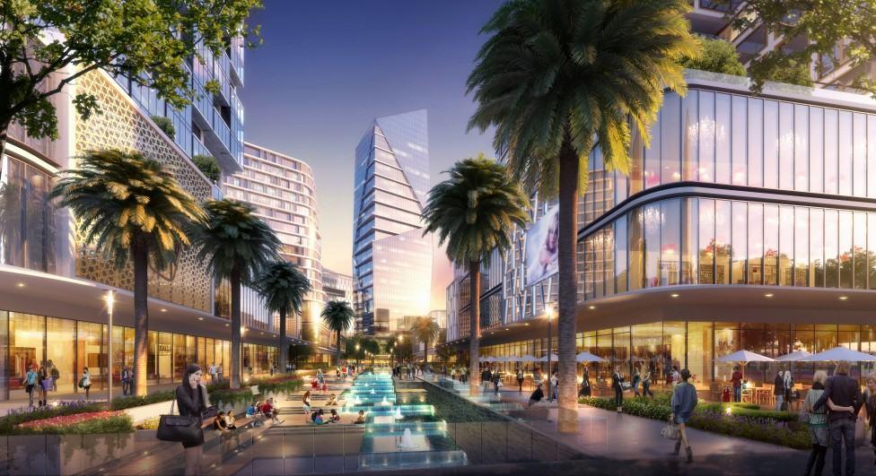 BSD Grand CBD Masterplan and Urban Design