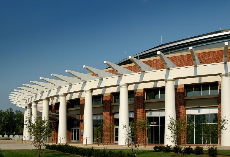 John Paul Jones Arena - University of Virginia
