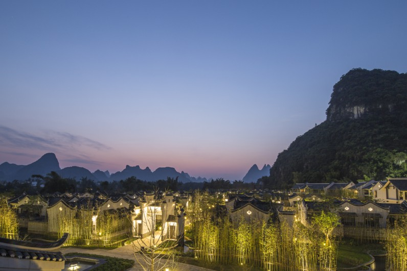 Guangxi Yangshuo Banyan Tree Resort