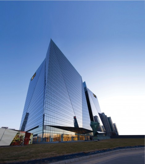 Beijing World Financial Center Sustainability Consultancy