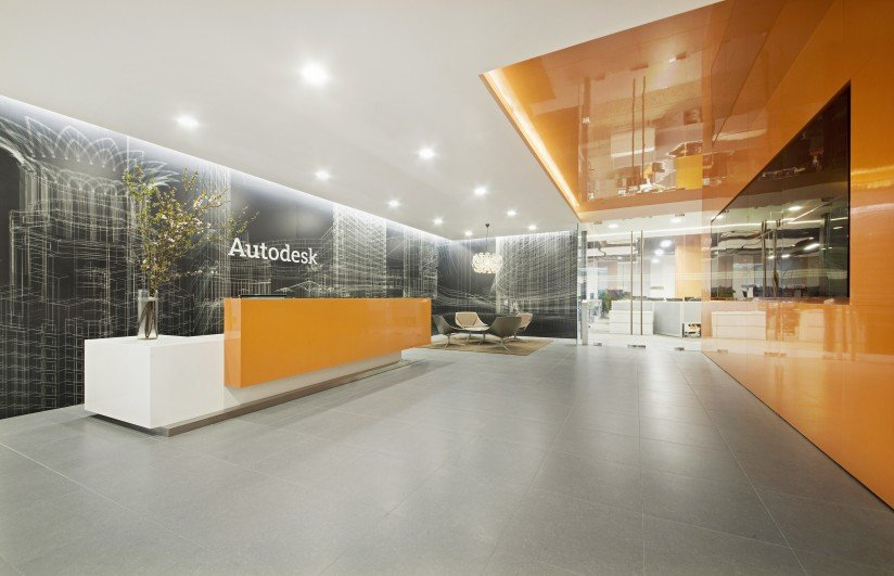 Autodesk Shanghai Corporate Office