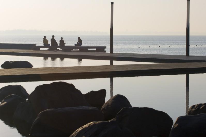 Jinji Lake Waterfront