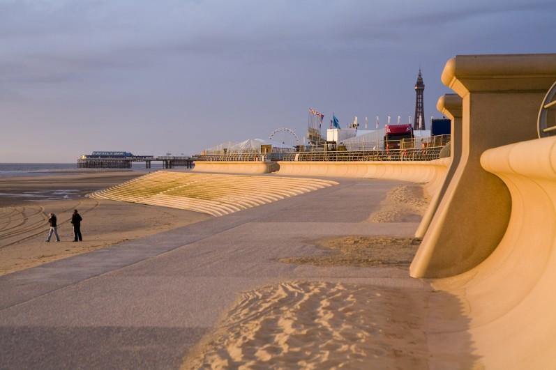 Blackpool Seafront