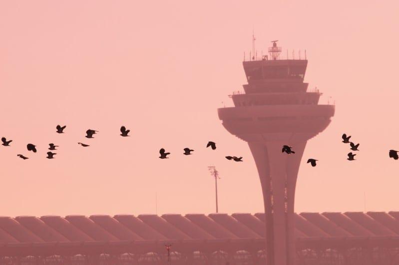 Adolfo Suarez Madrid-Barajas Airport