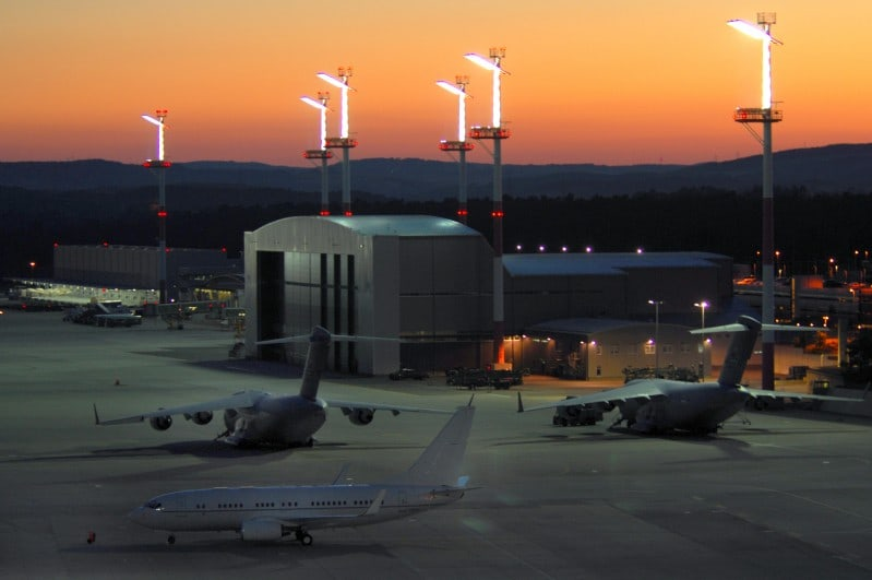 Ramstein Air Base, Germany