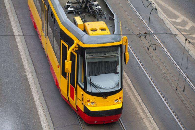Tram link to Gocław Housing Estate