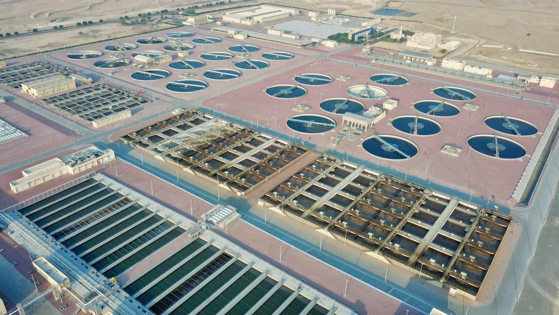 Jebel Ali STP, Dubai, UAE