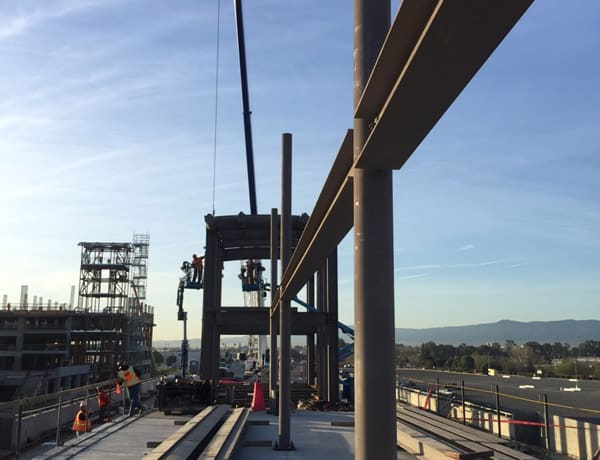 The Santa Clara Valley Transportation Authority is extending the Bay Area Rapid Transit (BART) light rail commuter system south from Fremont to San Jose, CA. The Berryessa Extension is the 10-mile, two station first phase of that extension, called BART Silicon Valley. AECOM (legacy Shimmick) is performing the project.