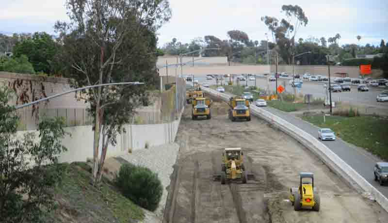 AECOM (legacy Shimmick Construction) is performing this project, the first of three phases to add one HOV lane in each direction of Interstate 5 (I-5) in Orange County from Avenida Pico to San Juan Creek Road.