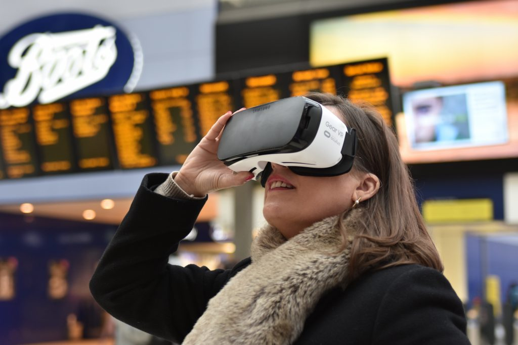 immersive technology infrastructure projects