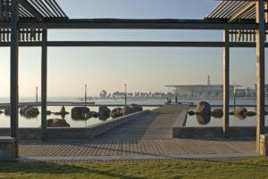 The Jinji Lake waterfront (AECOM)