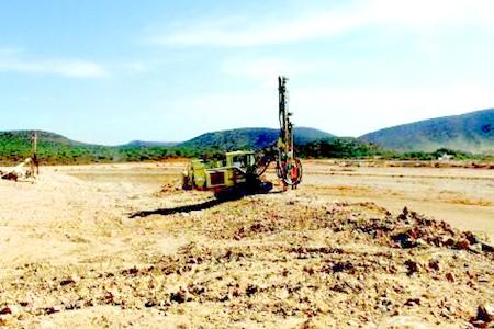 Cerro San Pedro Gold-Silver Mine