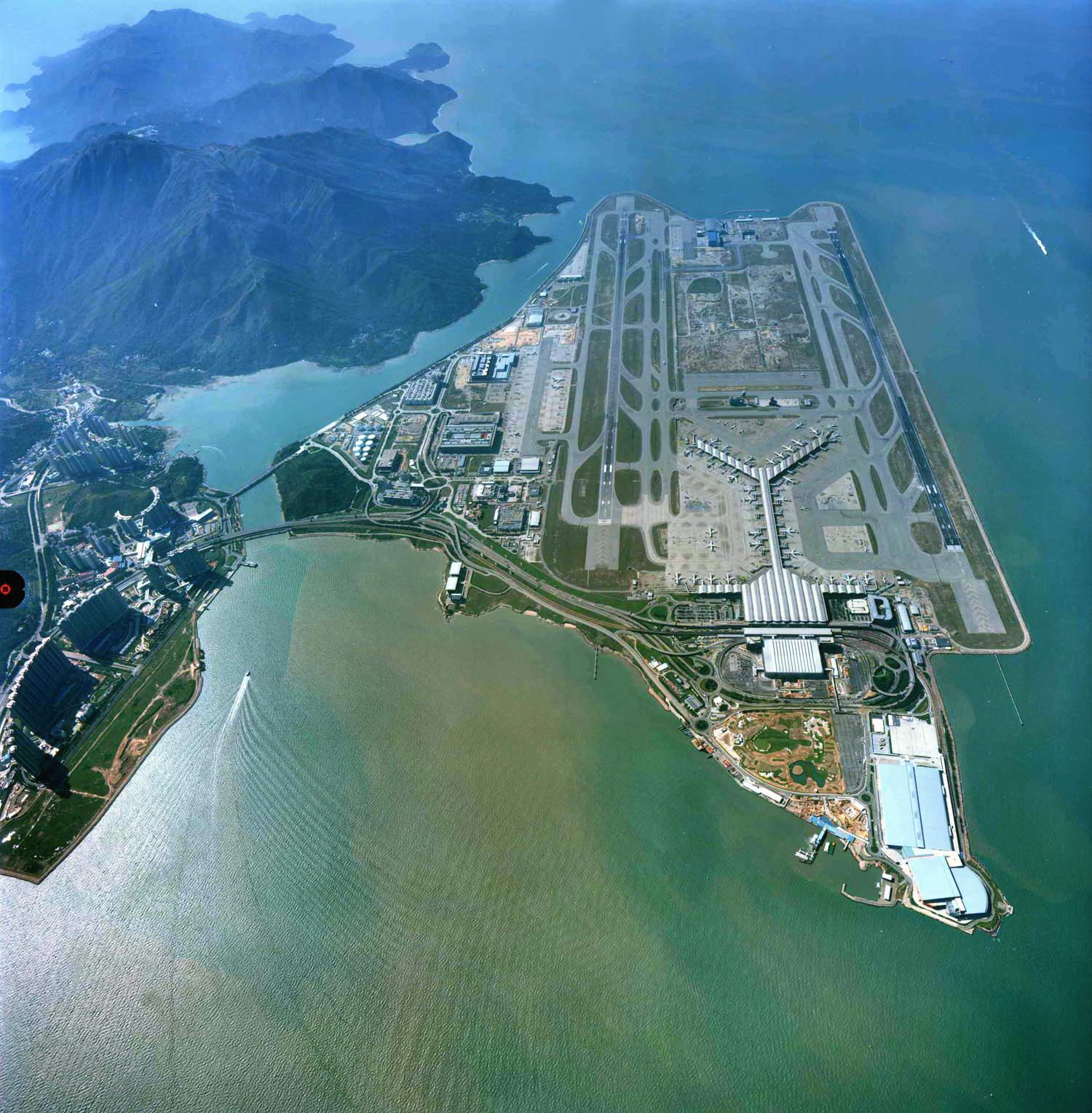 Hong Kong International Airport 2030 Study