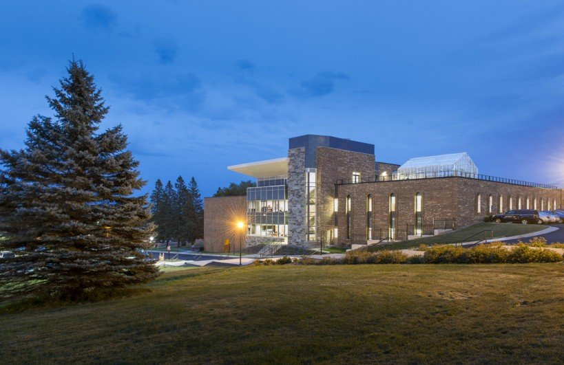 College of St. Scholastica Science Building