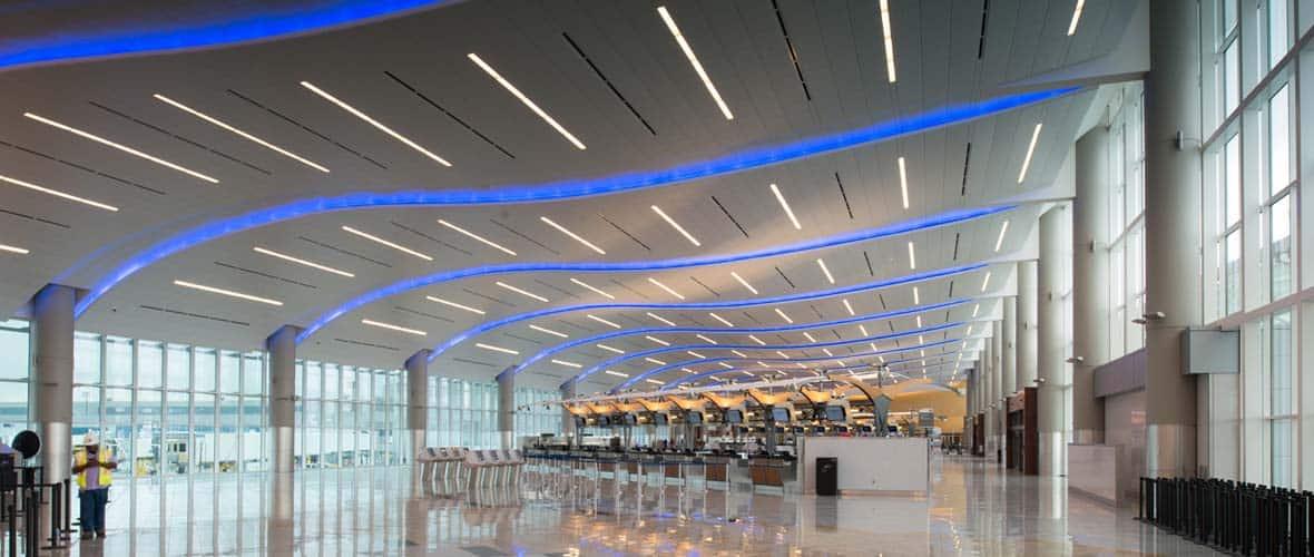 Maynard H. Jackson Jr. International Terminal at Hartsfield-Jackson Atlanta International Airport