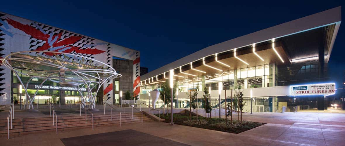 San Jose McEnery Convention Center Expansion and Renovation