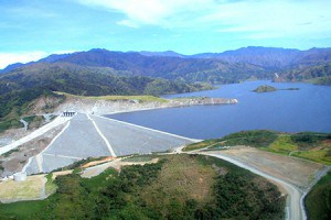 San Roque Multipurpose Dam