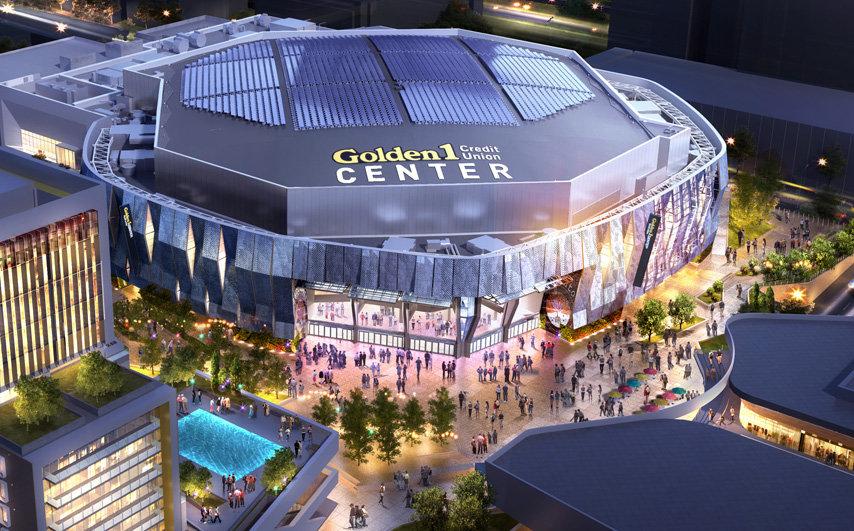 Golden 1 Arena Sacramento