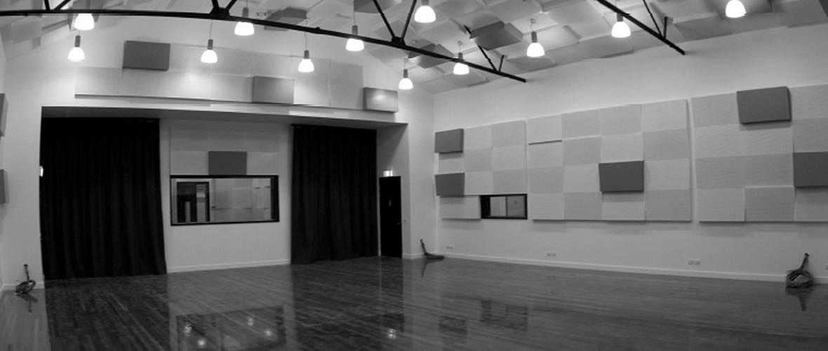Victoria Police Band Rehearsal Studios