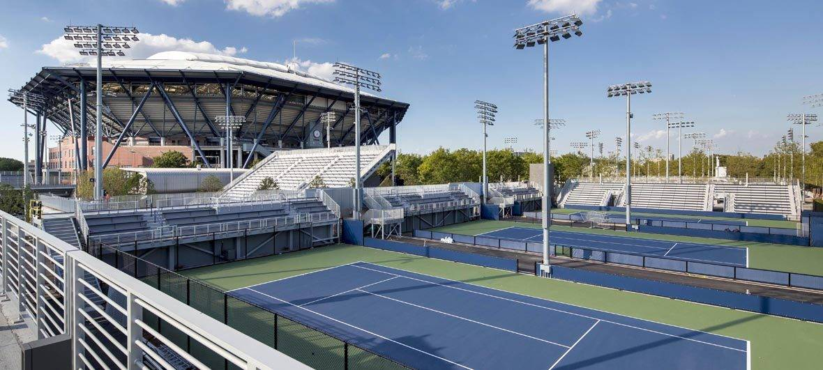 USTA Arthur Ashe Stadium Renovations