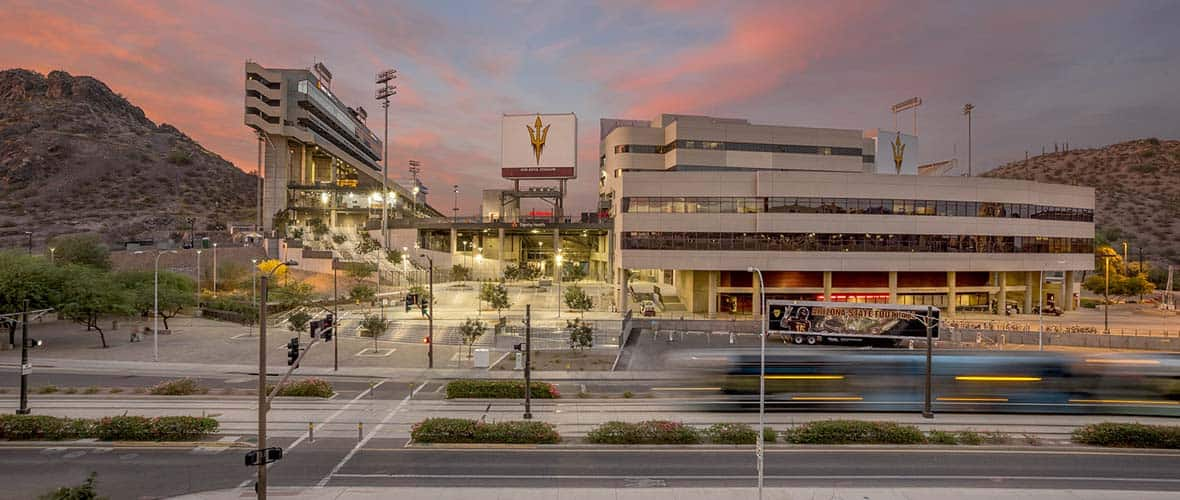 Arizona State University Sun Devil Stadium