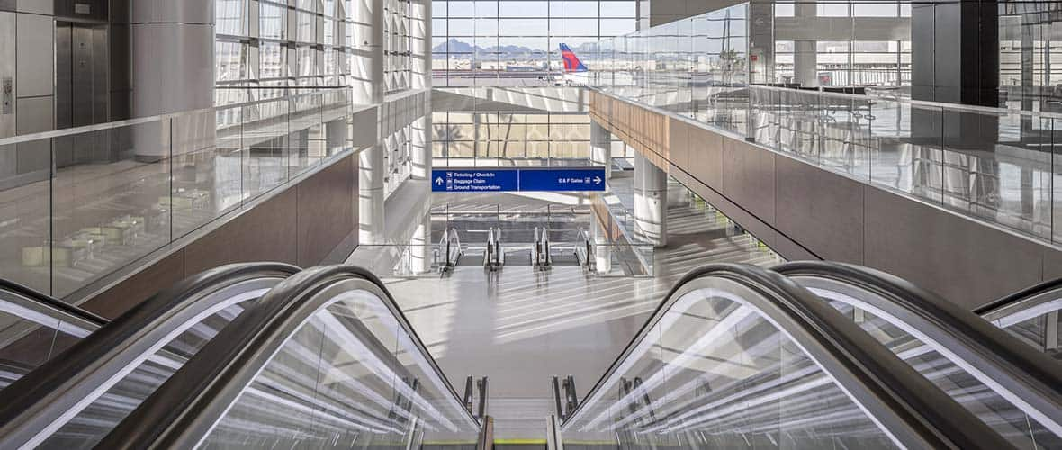 Phoenix Sky Harbor International Airport Terminal 3 Modernization