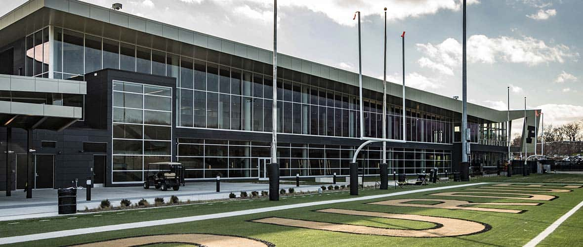 Purdue University Football Performance Complex