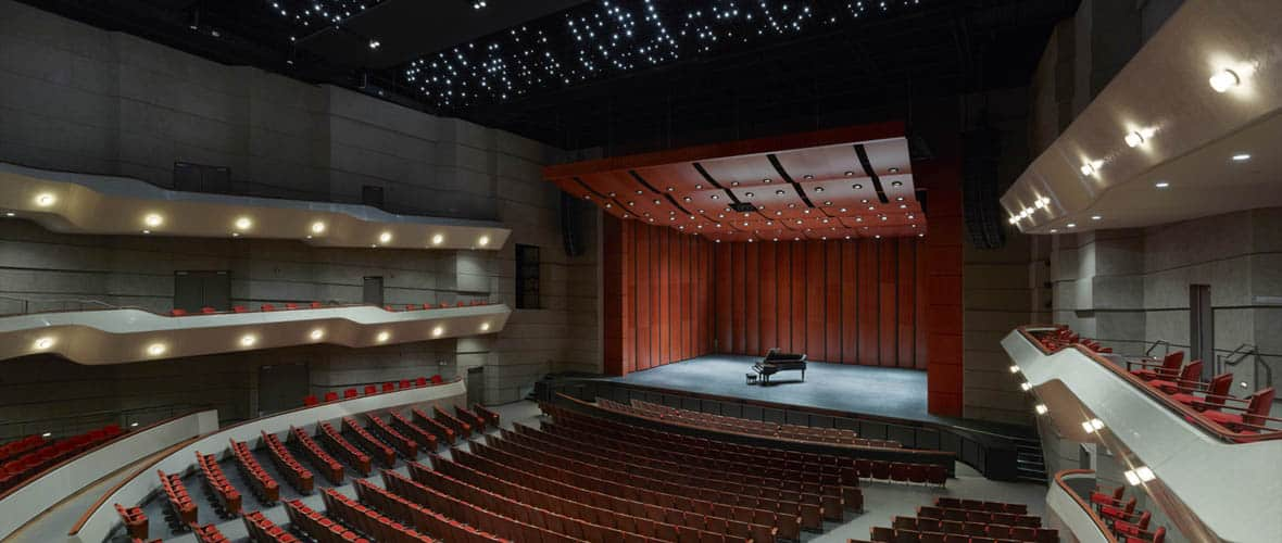 University of Texas of the Permian Basin Wagner Noel Performing Arts Center