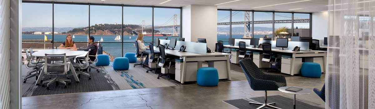 San Francisco Interior Design Office Aecom
