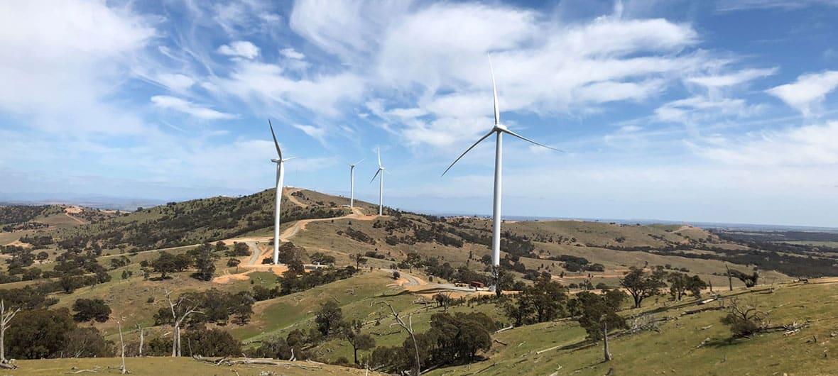 Crowlands Wind Farm