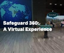 Button to virtual Safeguard 360 experience