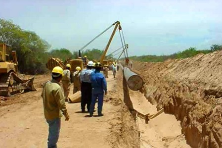 Gas TransBoliviano Natural Gas Pipeline